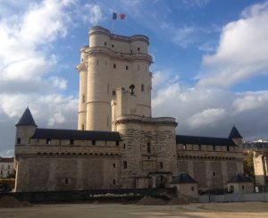 Chateau de Vincennes, the donjon, Palace of Charles V